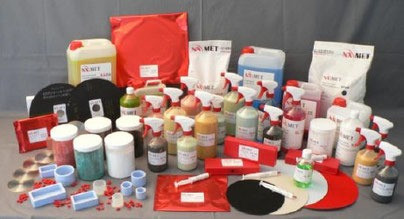 Metallography Consumables