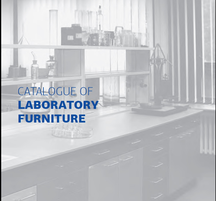 Merci Catalogue of Laboratory Furniture