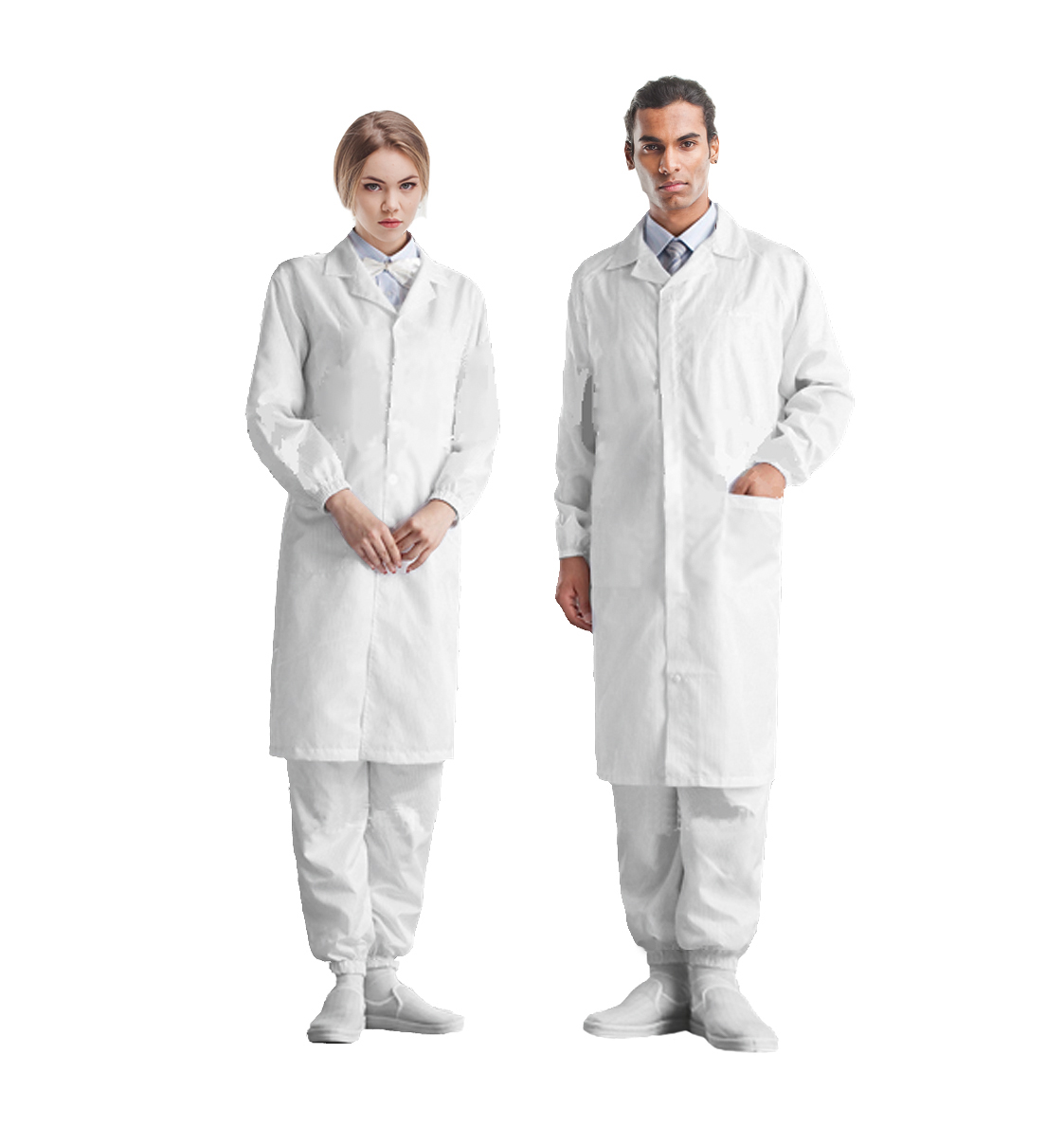 CLEANROOM GARMENTS AND ACCESSORIES