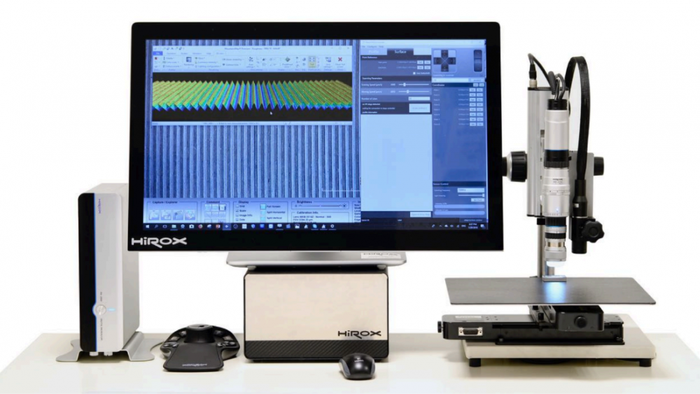 Hirox Nano Point Scanner NPS